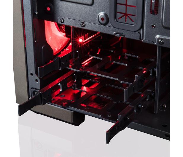 MODECOM VOLCANO CERES GLASS USB 3.0 czarna - 402921 - zdjęcie 16