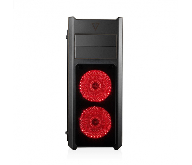 MODECOM VOLCANO CERES GLASS USB 3.0 czarna - 402921 - zdjęcie 3