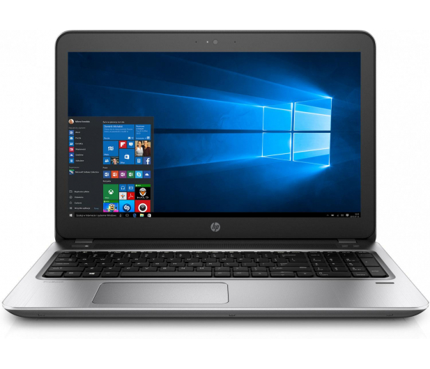 HP ProBook 450 G4 i3-7100U/8GB/120+1TB/W10/FHD  - 438352 - zdjęcie 3