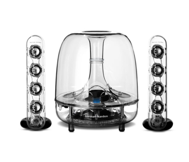 Harman Kardon Soundsticks Wireless 2.1 - 403295 - zdjęcie