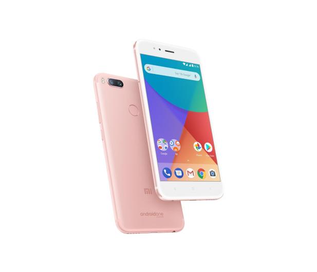 Xiaomi Mi A1 64GB Rose Gold  - 387413 - zdjęcie 6