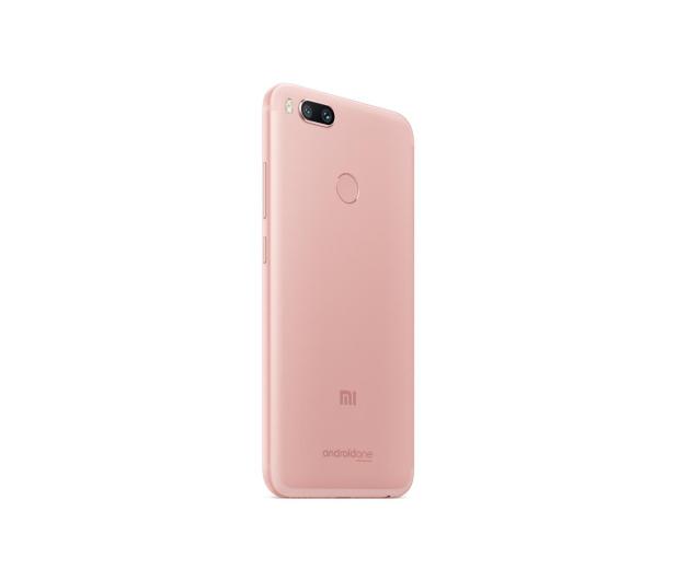 Xiaomi Mi A1 64GB Rose Gold  - 387413 - zdjęcie 5