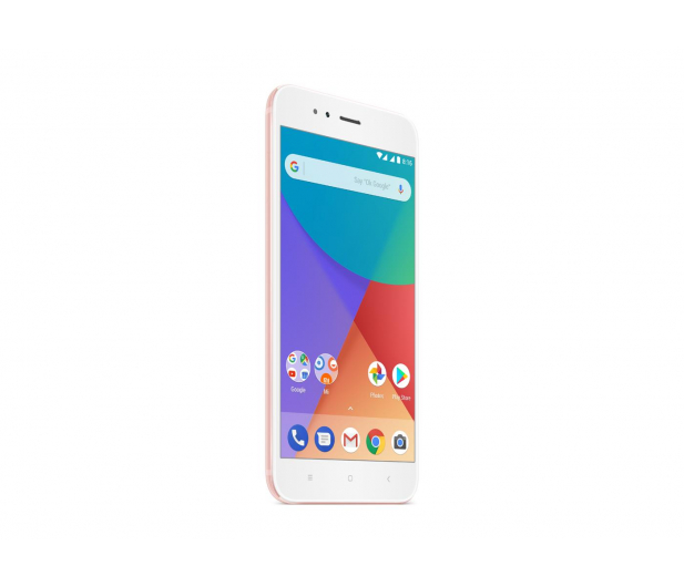 Xiaomi Mi A1 64GB Rose Gold  - 387413 - zdjęcie 4