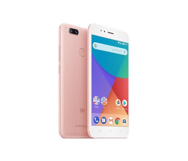 Xiaomi Mi A1 64GB Rose Gold  - 387413 - zdjęcie 7
