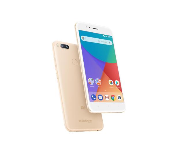 Xiaomi Mi A1 64GB Gold - 383937 - zdjęcie 7