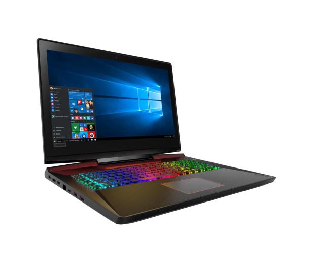 Lenovo Legion Y920-17 i7/32GB/256+2TB/Win10 GTX1070 - 403805 - zdjęcie 2