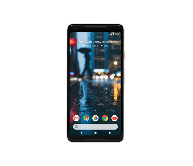 Google Pixel 2 XL 64GB LTE Black and White - 403993 - zdjęcie 2