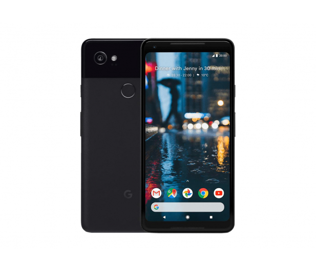 Google Pixel 2 XL 128GB LTE Just Black - 415114 - zdjęcie
