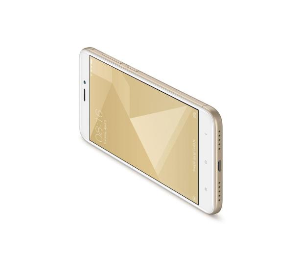 Xiaomi Redmi 4X 32GB Dual SIM LTE Gold - 361729 - zdjęcie 7