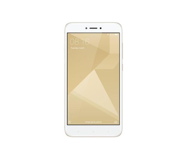 Xiaomi Redmi 4X 32GB Dual SIM LTE Gold - 361729 - zdjęcie 2