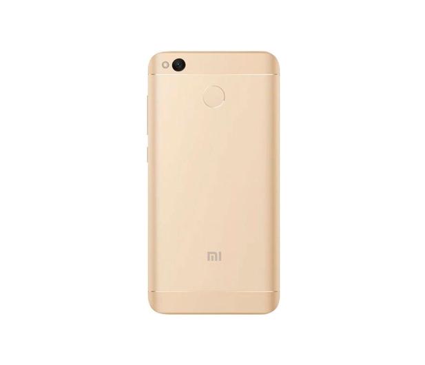 Xiaomi Redmi 4X 32GB Dual SIM LTE Gold - 361729 - zdjęcie 3