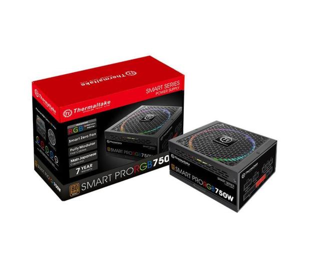 Thermaltake Smart Pro RGB 750W 80 Plus Bronze - 404267 - zdjęcie 6