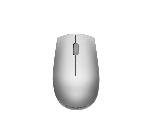 Lenovo 500 Wireless Mouse (srebrny) - 479431 - zdjęcie