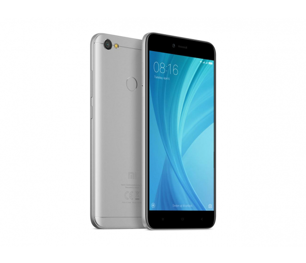 Xiaomi Redmi Note 5A Prime 32GB Dual SIM LTE  Grey - 396920 - zdjęcie 4