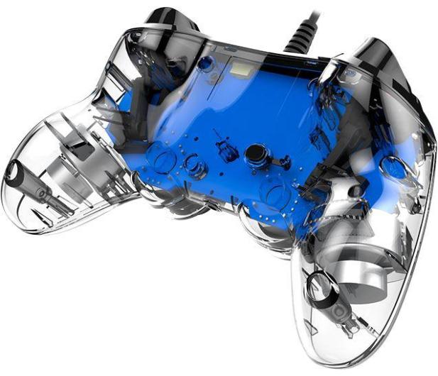 Nacon PS4 Compact Controller Light Blue - 404210 - zdjęcie 6