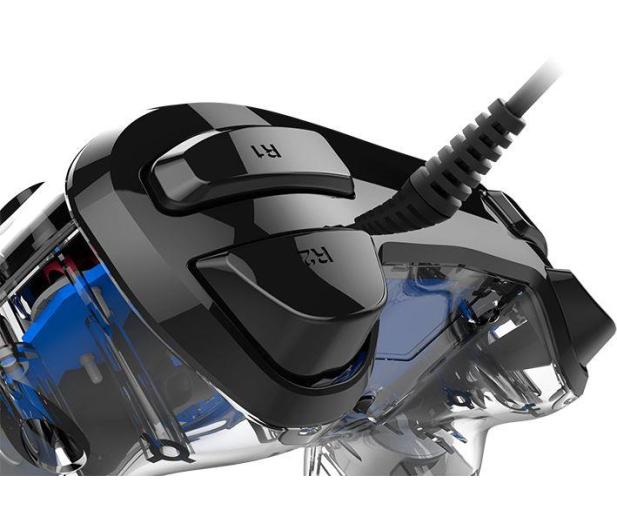 Nacon PS4 Compact Controller Light Blue - 404210 - zdjęcie 7