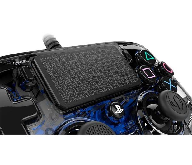 Nacon PS4 Compact Controller Light Blue - 404210 - zdjęcie 8