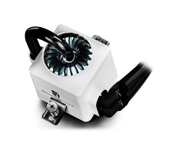 Deepcool Captain 240EX W 2x120mm - 403616 - zdjęcie 2
