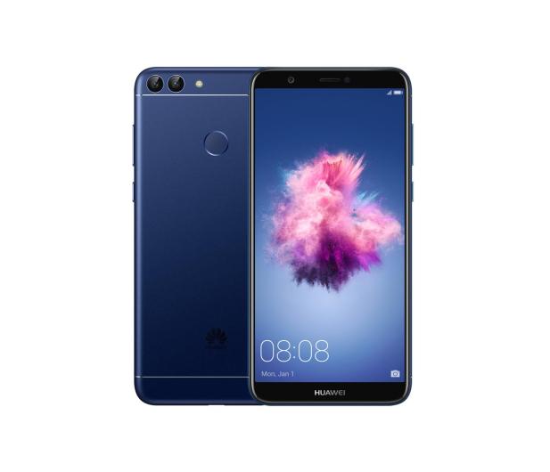 Huawei P Smart Dual SIM niebieski - 403207 - zdjęcie