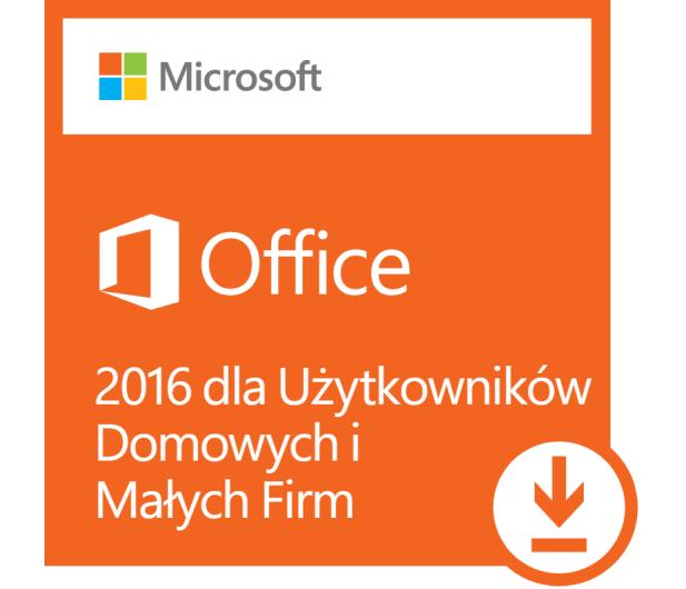 Microsoft Office 2016 dla Użytk. Domowych i Małych Firm ESD - 404477 - zdjęcie