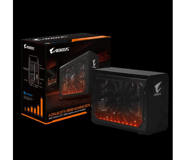 Gigabyte GeForce GTX 1080 AORUS Gaming BOX - 405059 - zdjęcie
