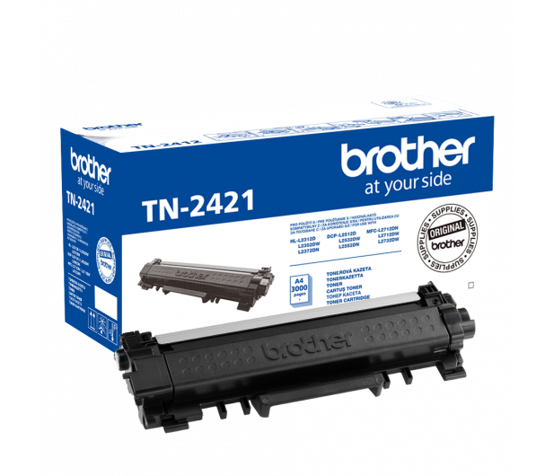 Brother TN2421 Black 3000 str. (TN-2421) - 405203 - zdjęcie