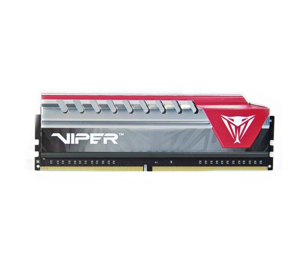 Patriot 8GB (2x4GB) 2800MHz CL16 Viper Elite Red - 405442 - zdjęcie 2