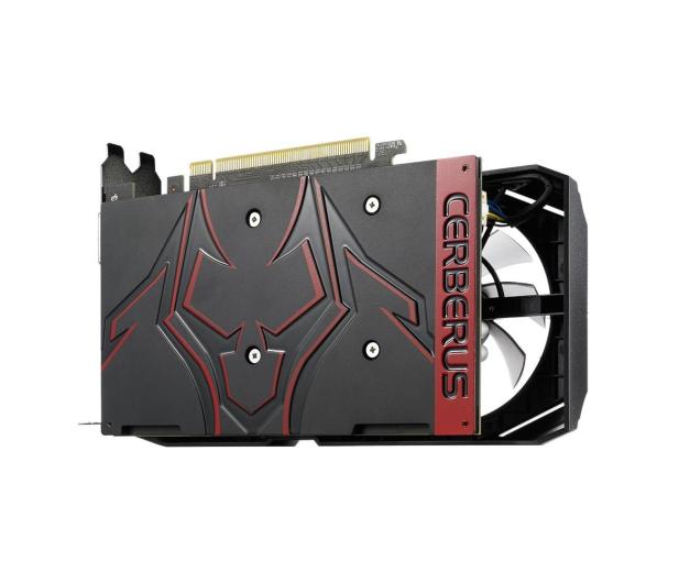 ASUS GeForce GTX 1050 Ti CERBERUS 4GB GDDR5 - 405832 - zdjęcie 6