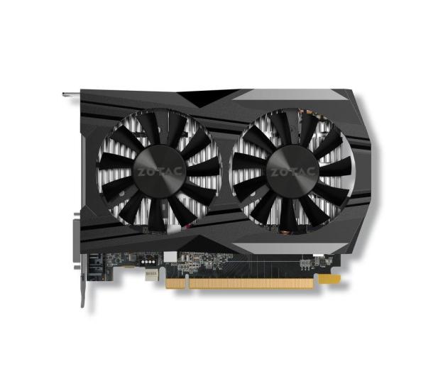 Zotac GeForce GTX 1050 Ti OC 4GB GDDR5 - 357483 - zdjęcie 2