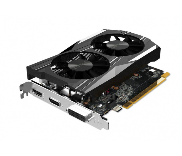 Zotac GeForce GTX 1050 Ti OC 4GB GDDR5 - 357483 - zdjęcie 3