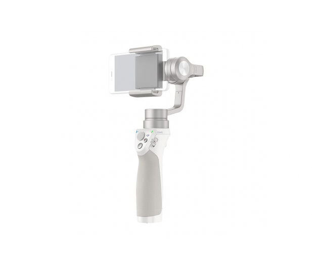 DJI Osmo Mobile srebrny  - 406301 - zdjęcie 2