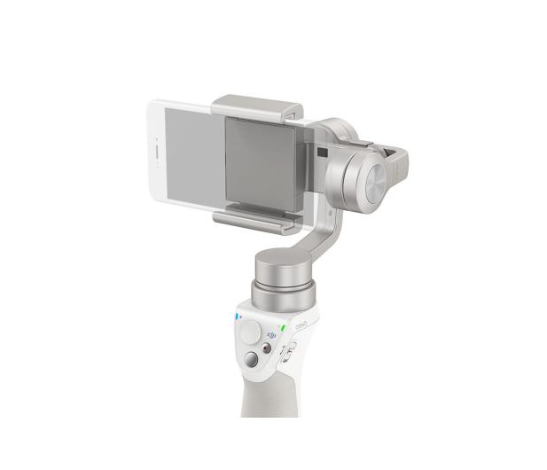DJI Osmo Mobile srebrny  - 406301 - zdjęcie 4