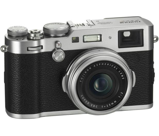 Fujifilm X100F srebrny  - 406206 - zdjęcie 5