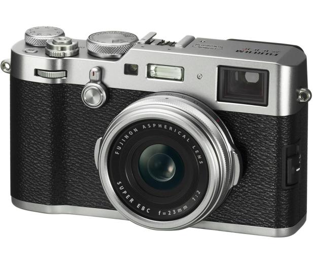 Fujifilm X100F srebrny  - 406206 - zdjęcie