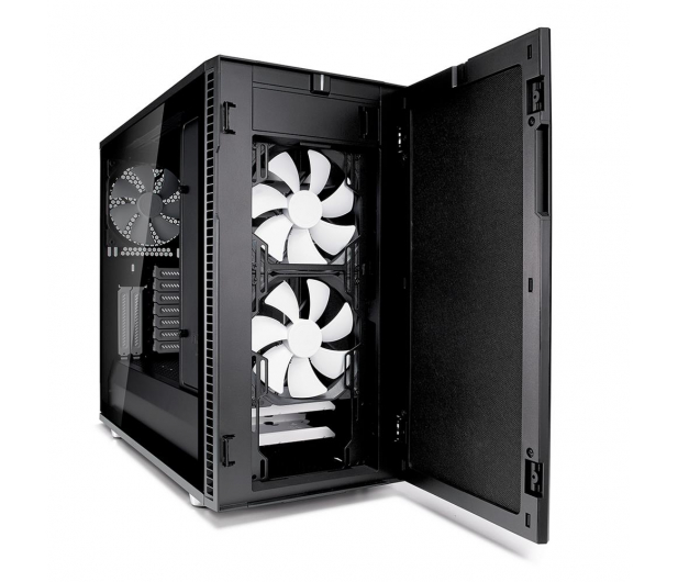 Fractal Design Define R6 TG czarna - 400557 - zdjęcie 20
