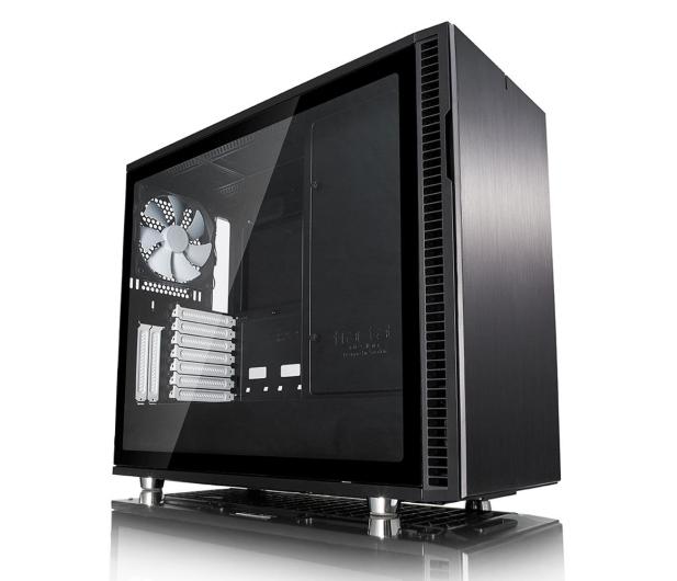 Fractal Design Define R6 TG czarna - 400557 - zdjęcie