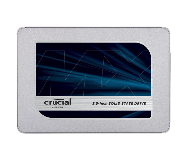 "Crucial 500GB 2,5"" SATA SSD MX500 - 400625 - zdjęcie"
