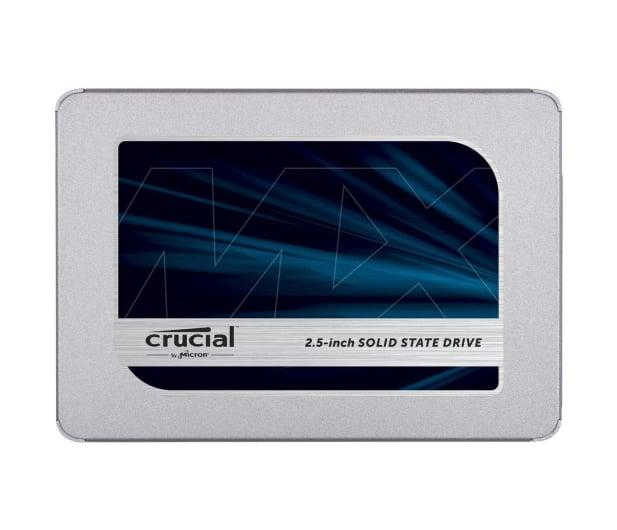 """Crucial 250GB 2,5"""" SATA SSD MX500 - 400623 - zdjęcie"""