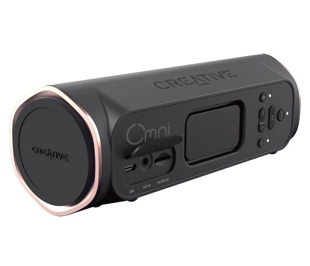 Creative Omni czarny (Wi-Fi, Bluetooth) - 400173 - zdjęcie 2