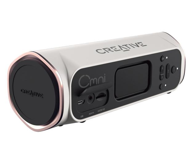 Creative Omni biały (Wi-Fi, Bluetooth) - 400172 - zdjęcie 2