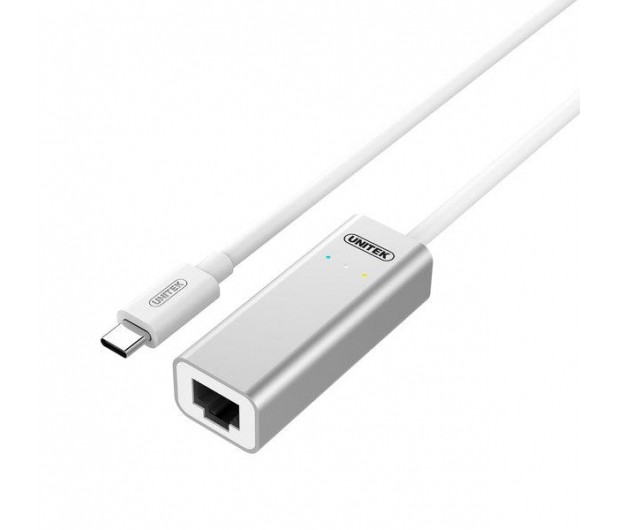 Unitek Adapter USB-C Gigabit ethernet - 400944 - zdjęcie 2