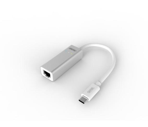 Unitek Adapter USB-C Gigabit ethernet - 400944 - zdjęcie