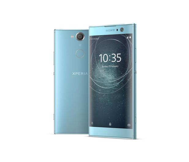 Sony Xperia XA2 H4113 3/32GB Dual SIM niebieski + 32GB - 430780 - zdjęcie 4