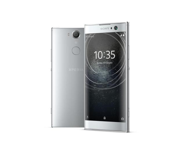 Sony Xperia XA2 H4113 Dual SIM srebrny - 401551 - zdjęcie