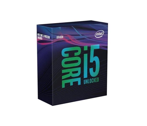 Intel i5-9600K 3.7 GHz 9MB BOX  - 455532 - zdjęcie