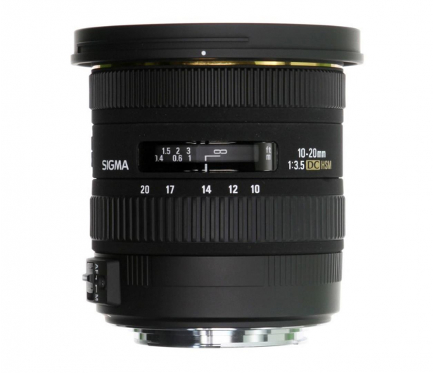 Sigma 10-20mm F3.5 EX DC HSM Canon - 166566 - zdjęcie