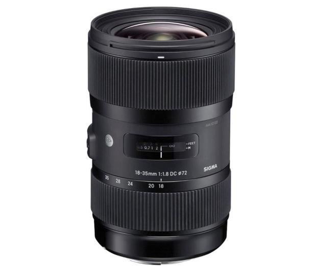 Sigma A 18-35mm f1.8 Art DC HSM Canon - 166427 - zdjęcie 2