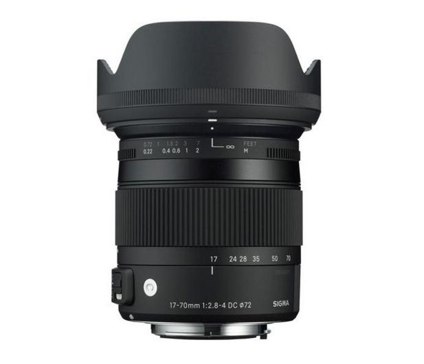 Sigma 17-70mm f2.8-4 DC MACRO OS HSM Nikon - 166572 - zdjęcie