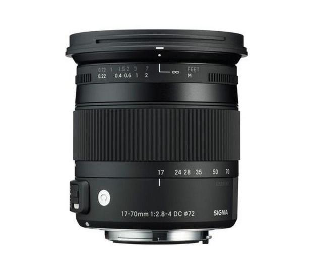 Sigma 17-70mm f2.8-4 DC MACRO OS HSM Canon - 166571 - zdjęcie 2