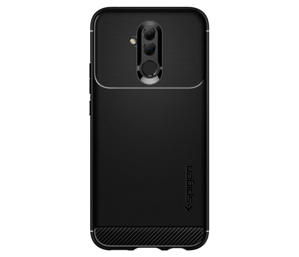 Spigen Rugged Armor do Huawei Mate 20 Lite Black  - 455720 - zdjęcie 5